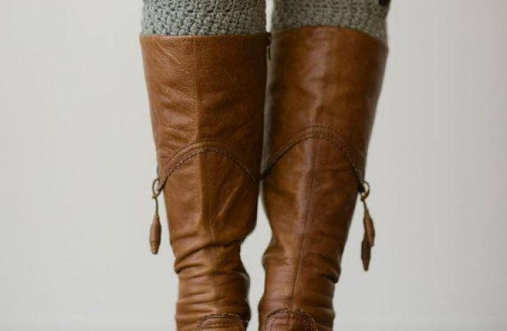 Моден додаток за чизми