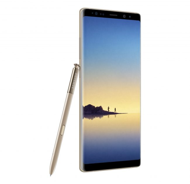 Samsung Galaxy Note8 (1)
