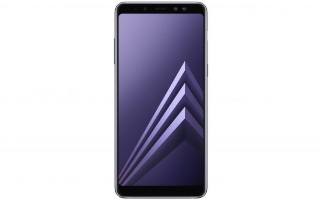 Galaxy A8(2018)_orchid grey