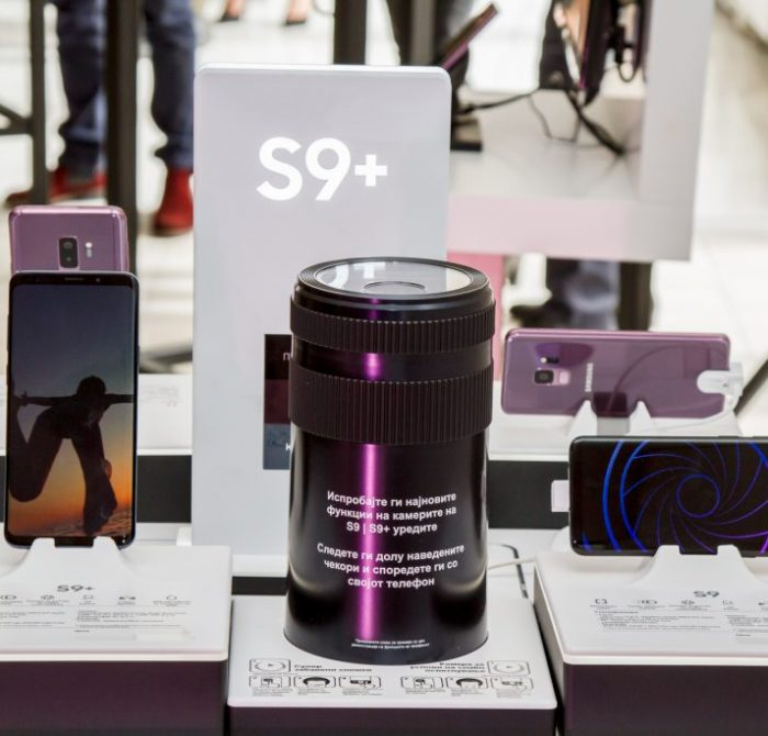Samsung Galaxy S9 & S9+ Launch in Macedonia_12.03 (4)