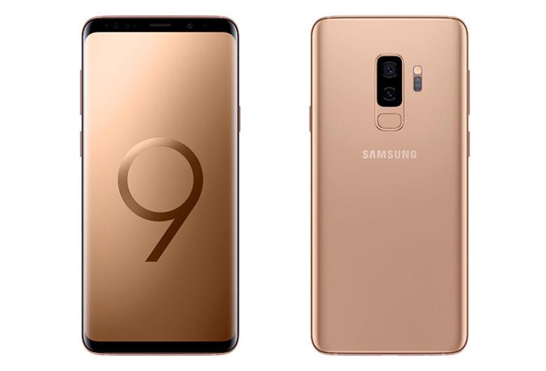 Samsung Galaxy S9 Sunrise Gold_01