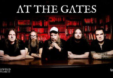 At The Gates во Скопје! 04.12.2018-Mкц