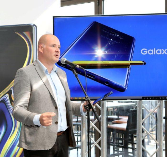 Mr. Milan Vujovic, Marketing Director, Adriatic Region, Samsung Electronics_23.08.2018