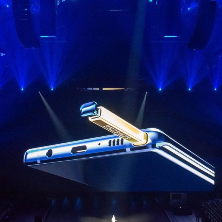 Samsung Galaxy Unpacked 2018 (2)