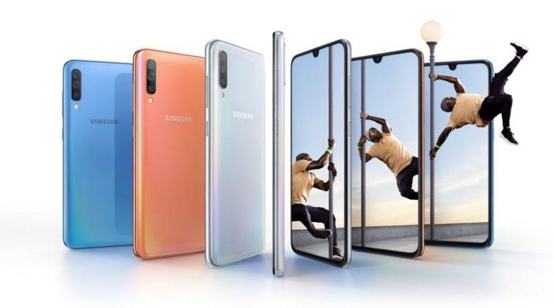 Фотографирај, поврзи се и освојувај со новиот Самсунг Галакси А70 (Samsung Galaxy A70)