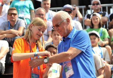 Франц Бекенбауер во Мадрид ќе сподели вештини со Млади Фудбалери од целиот свет